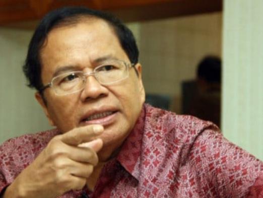 Rizal Ramli Minta Presiden Jokowi Mengundurkan Diri Lebih Cepat: Rakyat Bosen, You Gak Becus