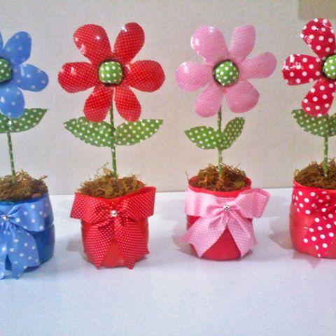 M s y m s manualidades adorables ideas con botellas de - Como decorar botellas con papel ...