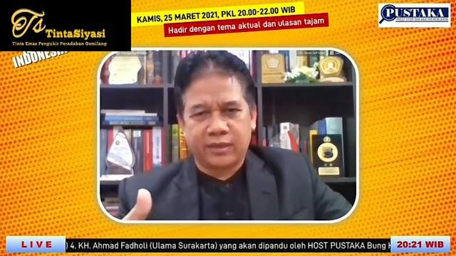 Menag Diminta Revisi Buku PAI, Prof. Suteki: PGI Sudah Lompat Pagar