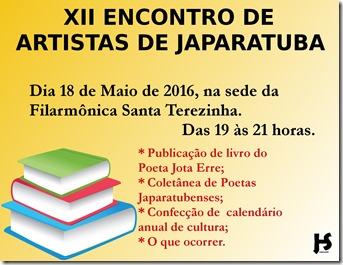 XII Encontro de Artistas de Japaratuba