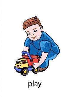 play%2520 %2520flashcard Verb flashcard