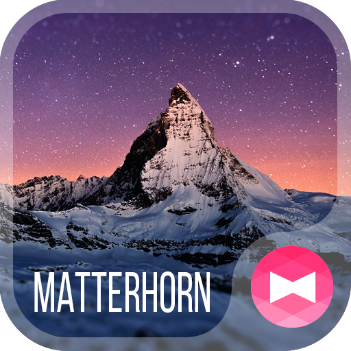 Matterhorn HD Wallpaper Icon