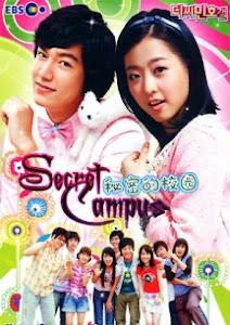 Bí Mật Sân Trường - Bí Mật Của 6 Nam Sinh - Secret Campus poster