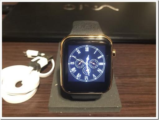 IMG 3382 thumb - 【助けて】未来のガジェット?A9 MTK2502A Smart Watchレビュー!色々とツッコミどころもあるけど決して無能じゃないスマホ連動型の携帯機!一応日本語も対応してるよ、一応ね。【腕時計/スマートウォッチ】