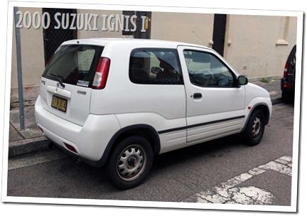 2000 Suzuki Ignis - autodimerda.it
