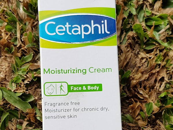 [Review] Cetaphil Moisturizing Cream for Face and Body