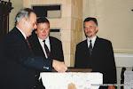 2001. június 26. Rozsnyó - Cegléd testvérgyülekezeti találkozó