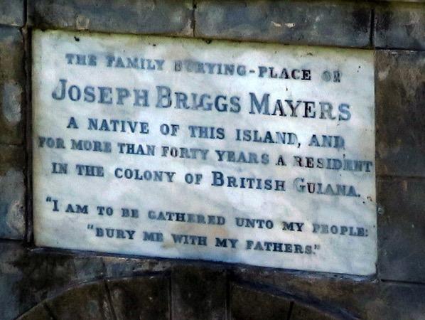 Family Grave Inscription 1