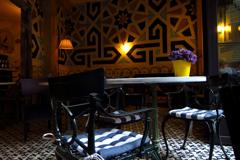 Karabatak Karaköy Cafe