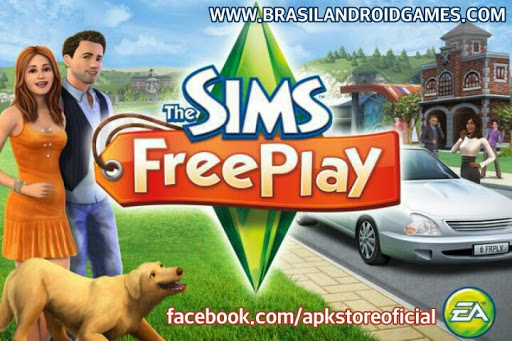 The Sims FreePlay APK MOD DINHEIRO INFINITO DATA