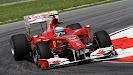 Fernando Alonso Ferrari F10