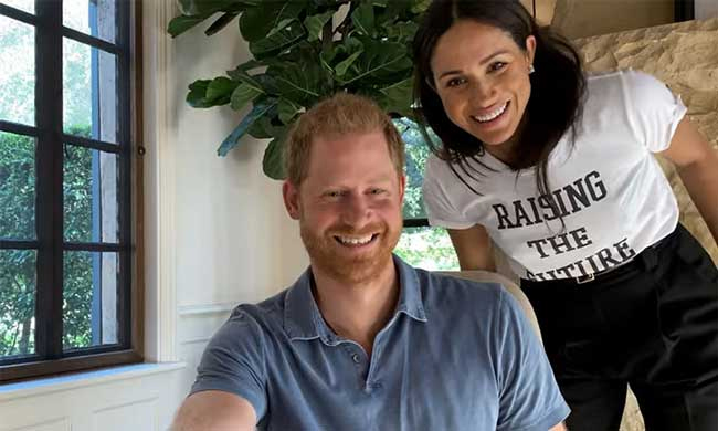 Why Meghan Markle will not join Prince Harry on visit to UK for Princess Diana's statue unveiling