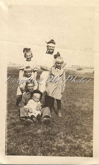 Kids May of 1920 Solway antiques