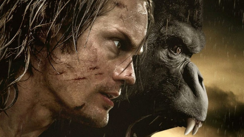 The Legend of Tarzan movie 2016