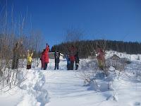Фоторепортаж с тренинга по ньяса-йоге 12-18 февраля 2012г в Карпатах.772