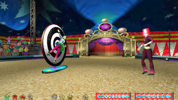 Screen Shot Of Circus World (2013) Full PC Game Free Download at Alldownloads4u.Com
