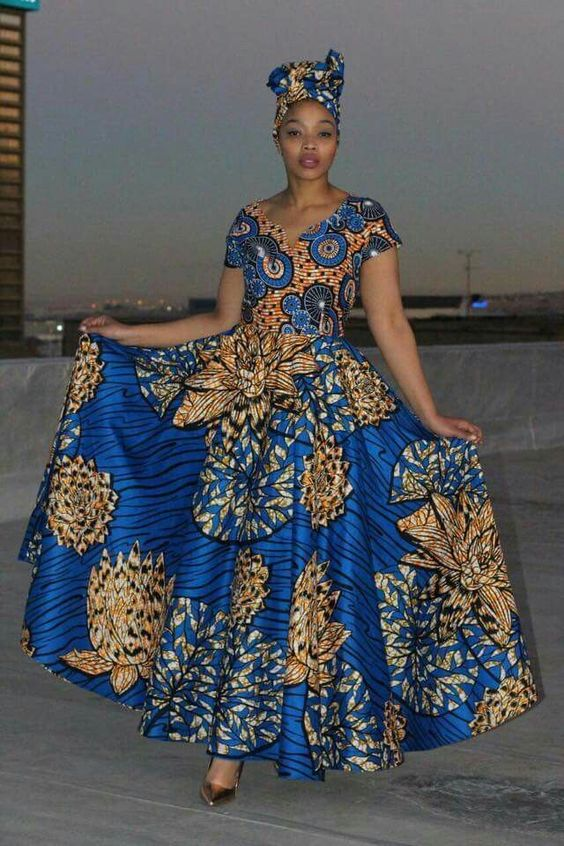 Top South Africa Traditional Dresses In 2019 3