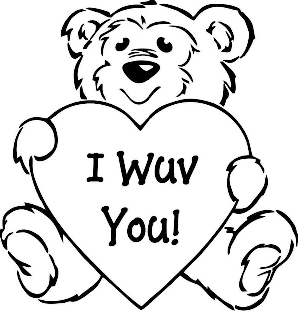 Valentine Coloring Pages Valentine Coloring Pages Free  Thecoloringpage  Pictures