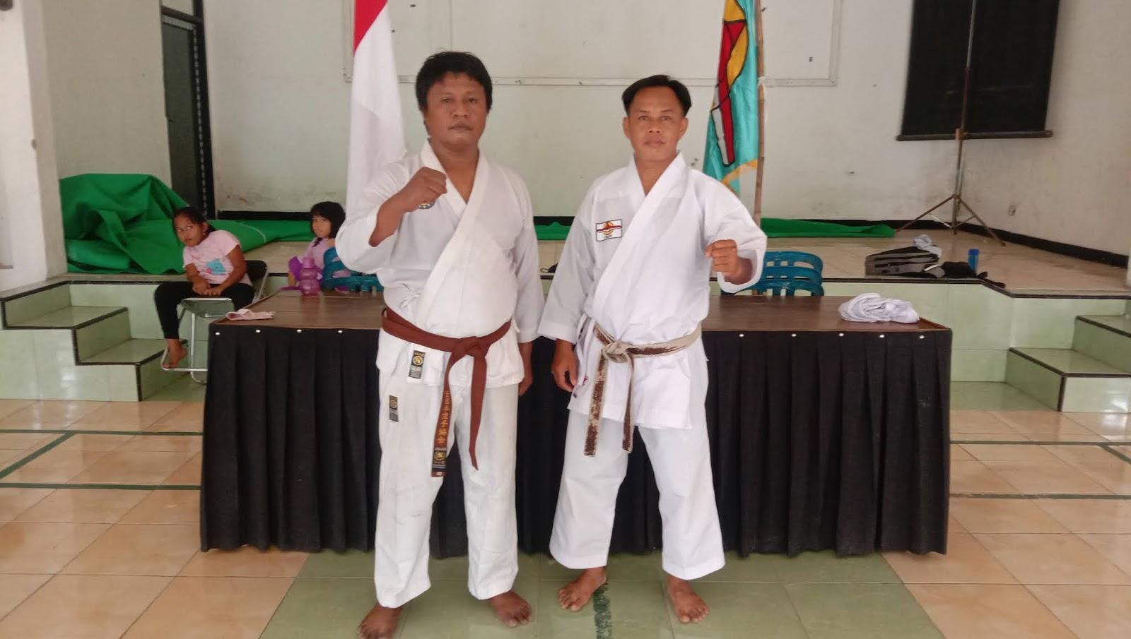 FKTI Kabupaten Purwakarta Lakukan Sosialisasi Karate Tradisional di Desa Campaka