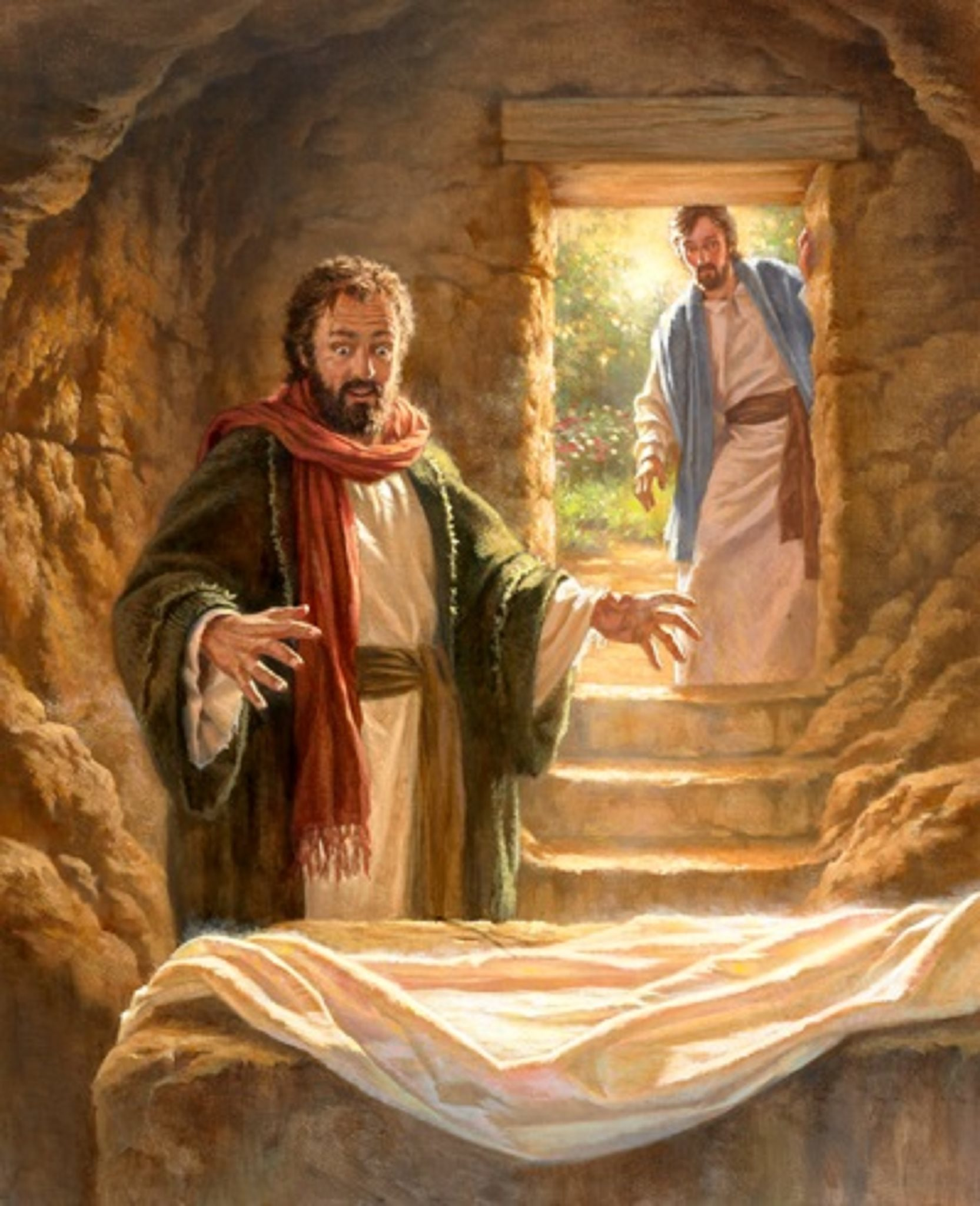 Ông đã thấy và đã tin (04.4.2021 – Chúa Nhật Phục Sinh, Năm B)