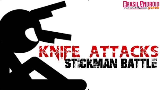 Download Knife Attacks - Stickman Battle v1.0.4 APK - Jogos Android