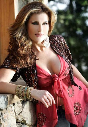 Arab Model Tina Photo