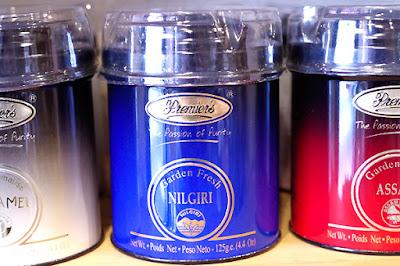 インド紅茶のプリミアスティー:オリジナルキャディー
