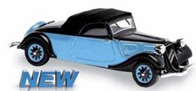 143125 Citroën 11B cabriolet 1938