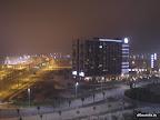 Ausblick aus dem ParkInn Hotel