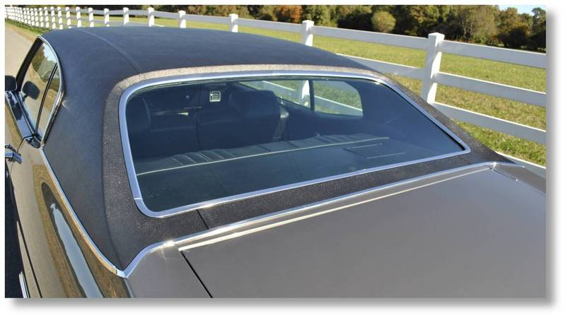K  Chevelle Package Tray Removal and Installation - Belden