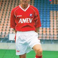 FCU Spelerskaarten 2000-01