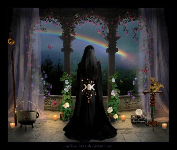 Dark Rainbow, Night Magic
