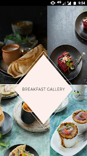 Breakfast Gallery - náhled