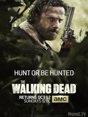 Phim Xác sống 5 - The Walking Dead (season 5) (2014)