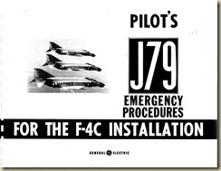 GE J79 Emergency Procedures for F-4C_01