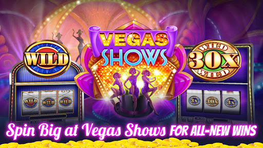 Old Vegas Slots u2013 Classic Slots Casino Games screenshots 13