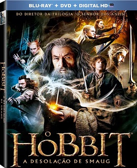 O Hobbit: A Desolação De Smaug (2013) Torrent BDRip BluRay 3D 5.1  Dual Áudio