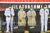 Bupati Soppeng Sampaikan Pidato Perdana Usai dilantik