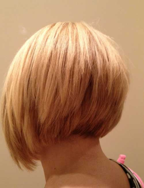 undercut short blunt bob haircut 2016