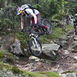 Tom Öhlers Freeridetour in Steinegg und Kohlern 16.06.16