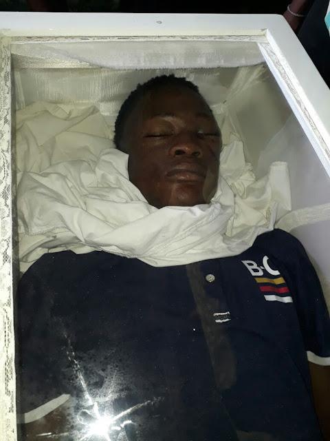 Matan Joven de 16 años mientras se realizaba una protesta en  Batey Isabela