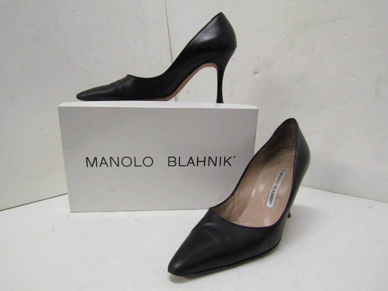 Manolo Blahnik Stilettos