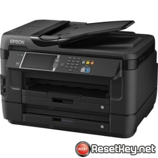 Reset Epson WorkForce 42 End of Service Life Error message