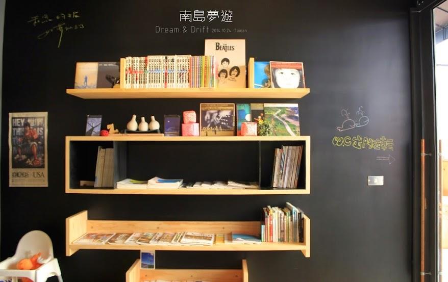 台南咖啡館,南島夢遊-5
