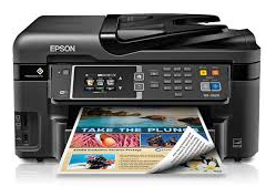 Free download Epson Workforce WF-3620 printer driver