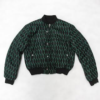 Kenzo X H&M Reversible Jacket