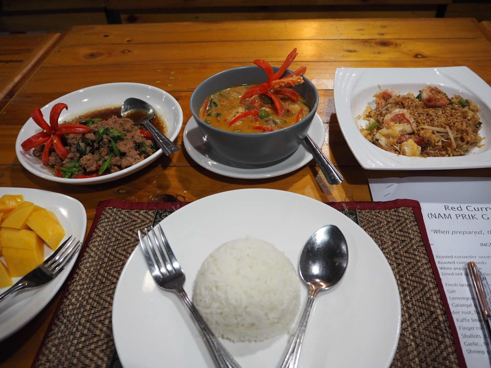Thaifood cooking Academy