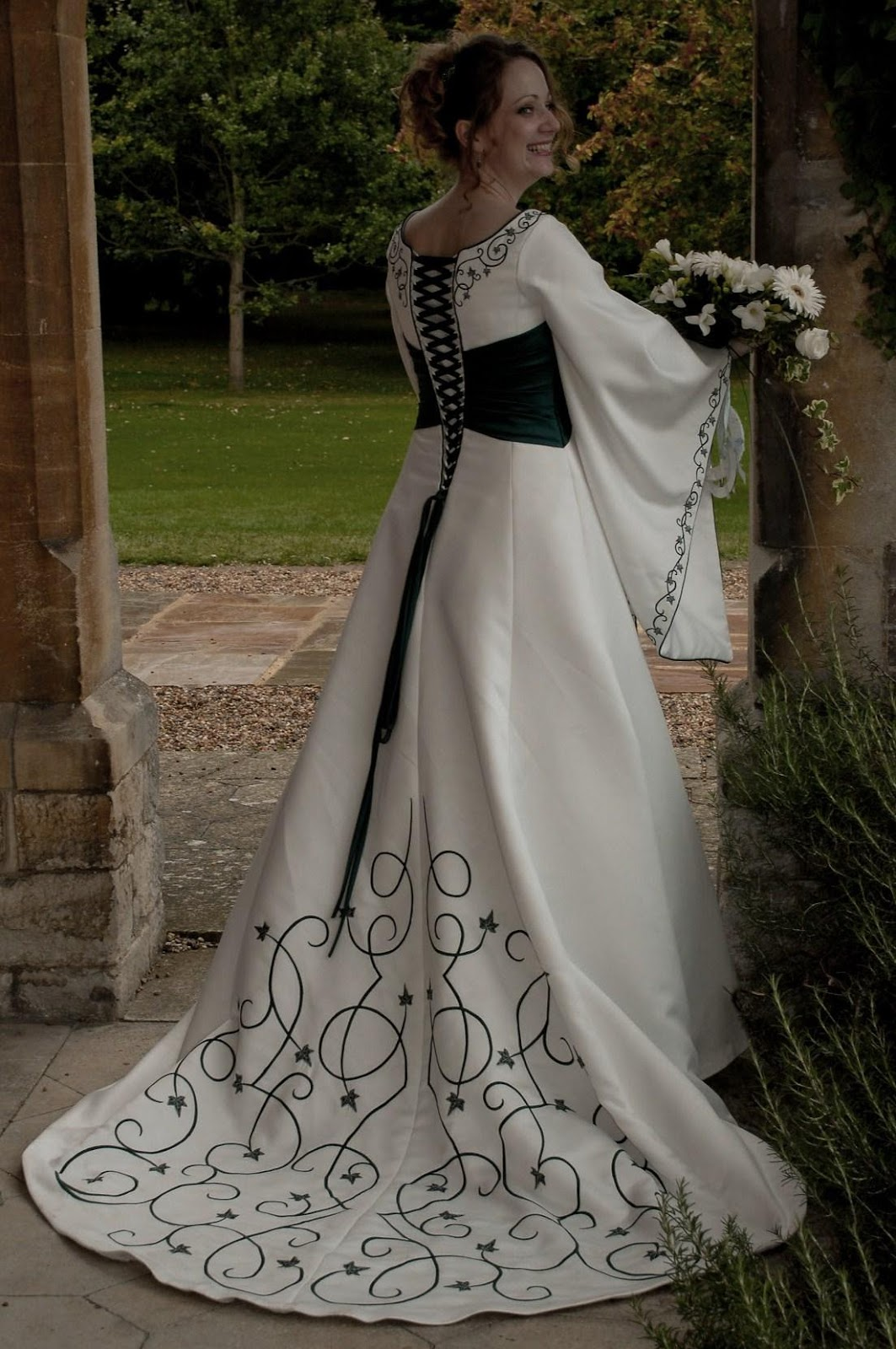 Tabytha's blog: teal flourish wedding