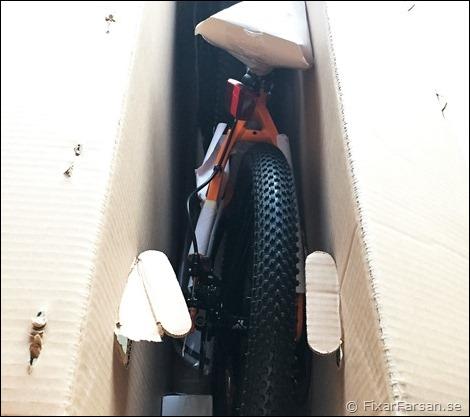 Montera-Biltema-Cykel