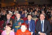 В Николаеве чествовали юбиляра - клуб фронтовых друзей «Победители»